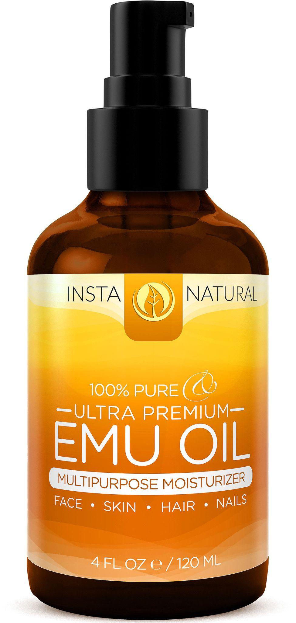 Emu Oil Essential oils for hair, Emu oil, Hair oil