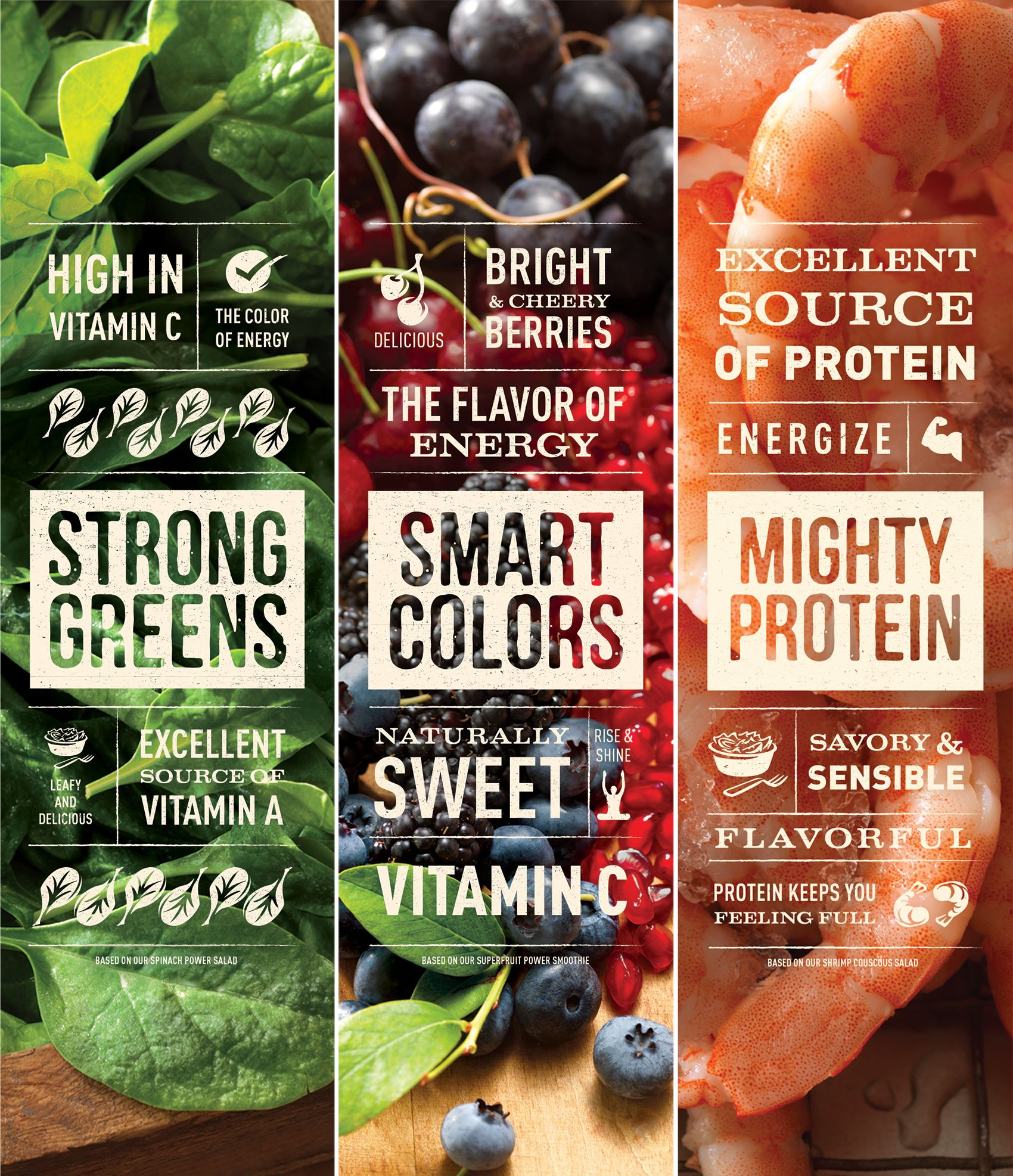 ad banner set | Panera: Flavor of Energy by Willoughby ...