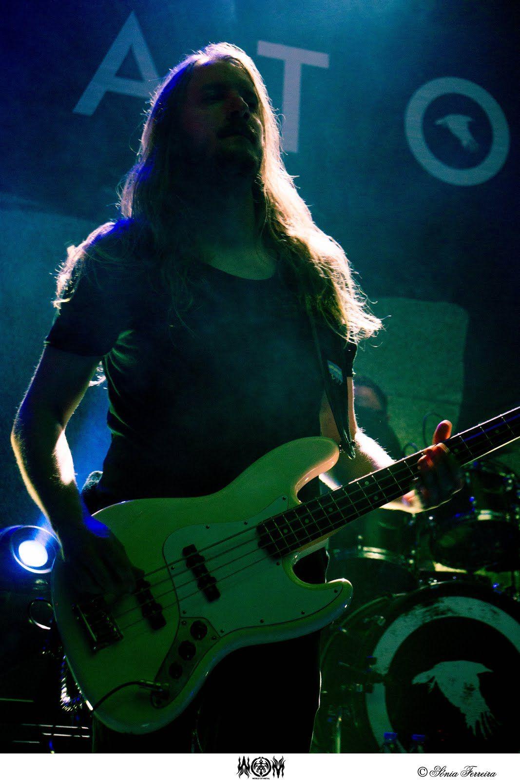 Fotorreportagem Katatonia @ 14/10/16 - Lisboa Ao Vivo, Lisboa - World Of Metal