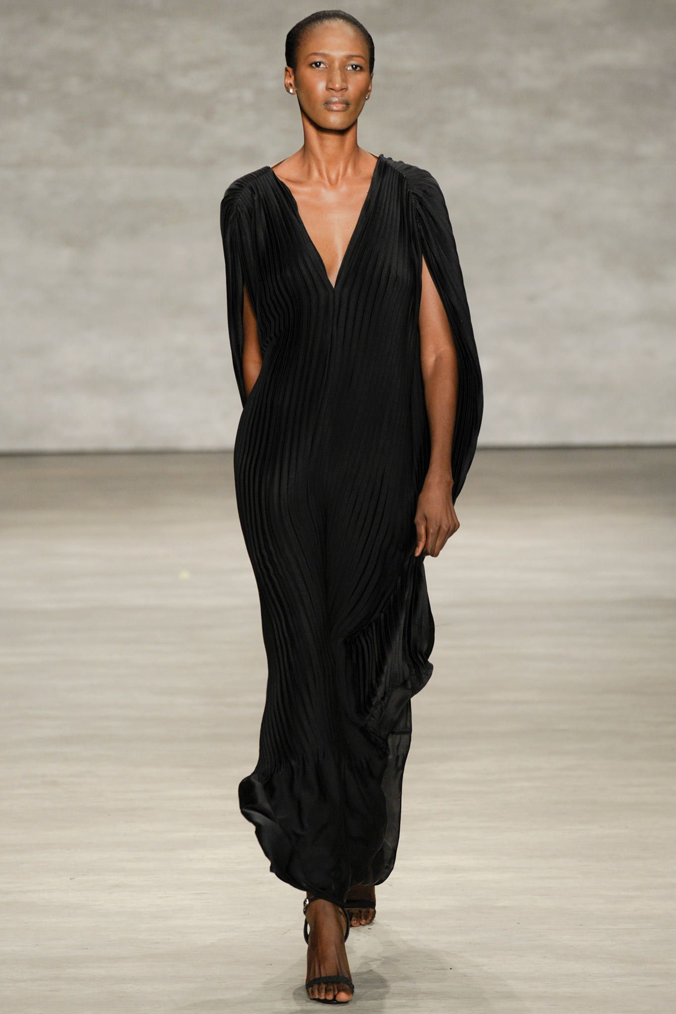 Tome Spring 2015 Ready-to-Wear Fashion Show - Nana Keita