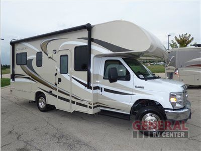 Used 2015 Thor Motor Coach Chateau 23u Motor Home Class C At