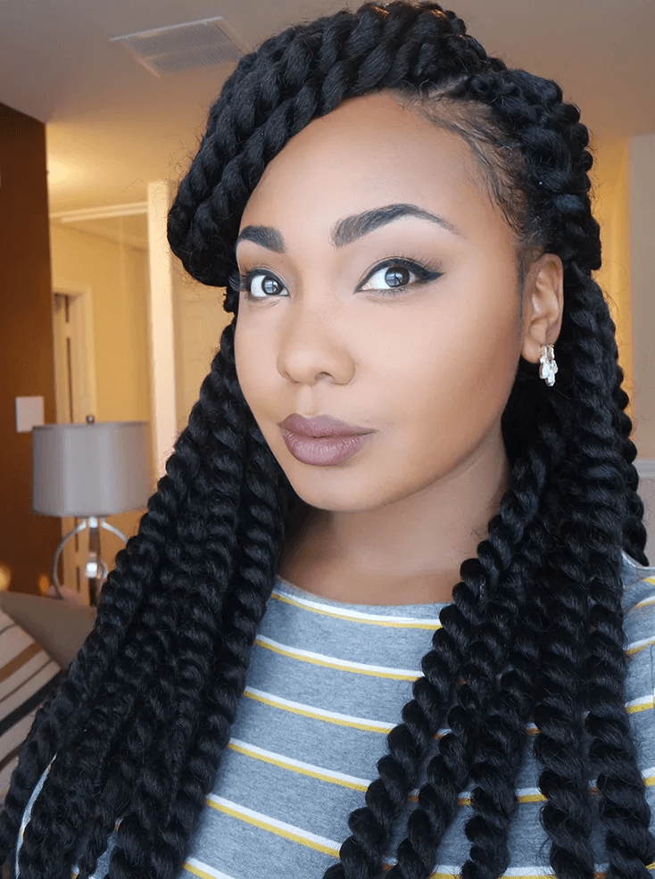10 Various Ways To Do Nigerian Hairstyles With Attachment