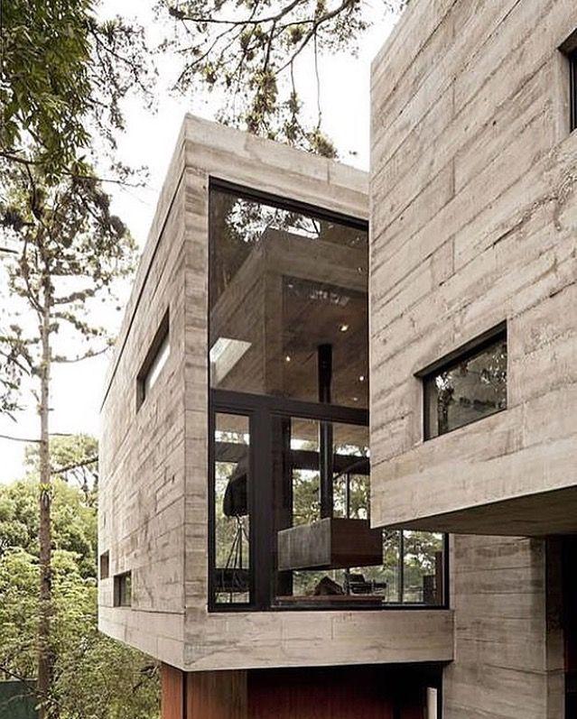 Modern home architecture in 2018 pinterest for Casa minimalista guatemala