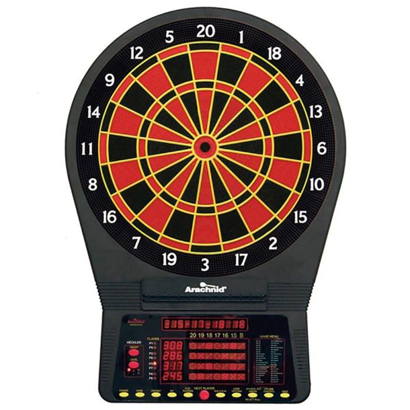 Details About Arachnid Cricket Pro 800 Electronic Dartboard Electronic Dart Board Dart Board Cricket Sport
