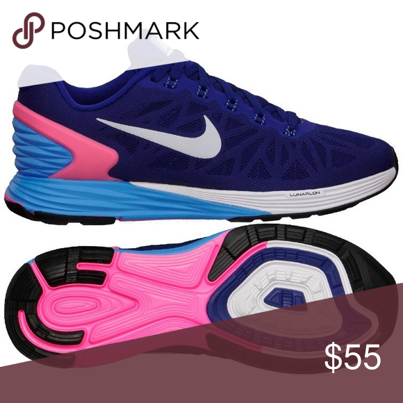 NIKE LunarGlide 6 - Women s Running Shoe Nike  Boost your running ... bbe2db2e0068