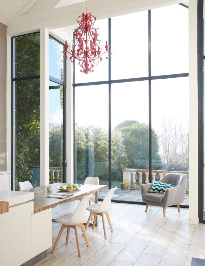 Explore a modern and stylish villa in Kent with a bar and outdoor ...