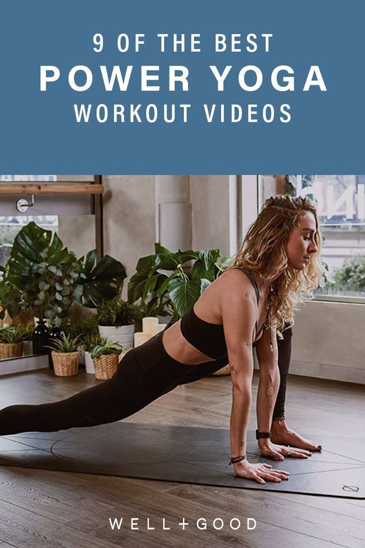 There are 38.5 million power yoga videos—these are the 9 best you can do in 10 minutes or less