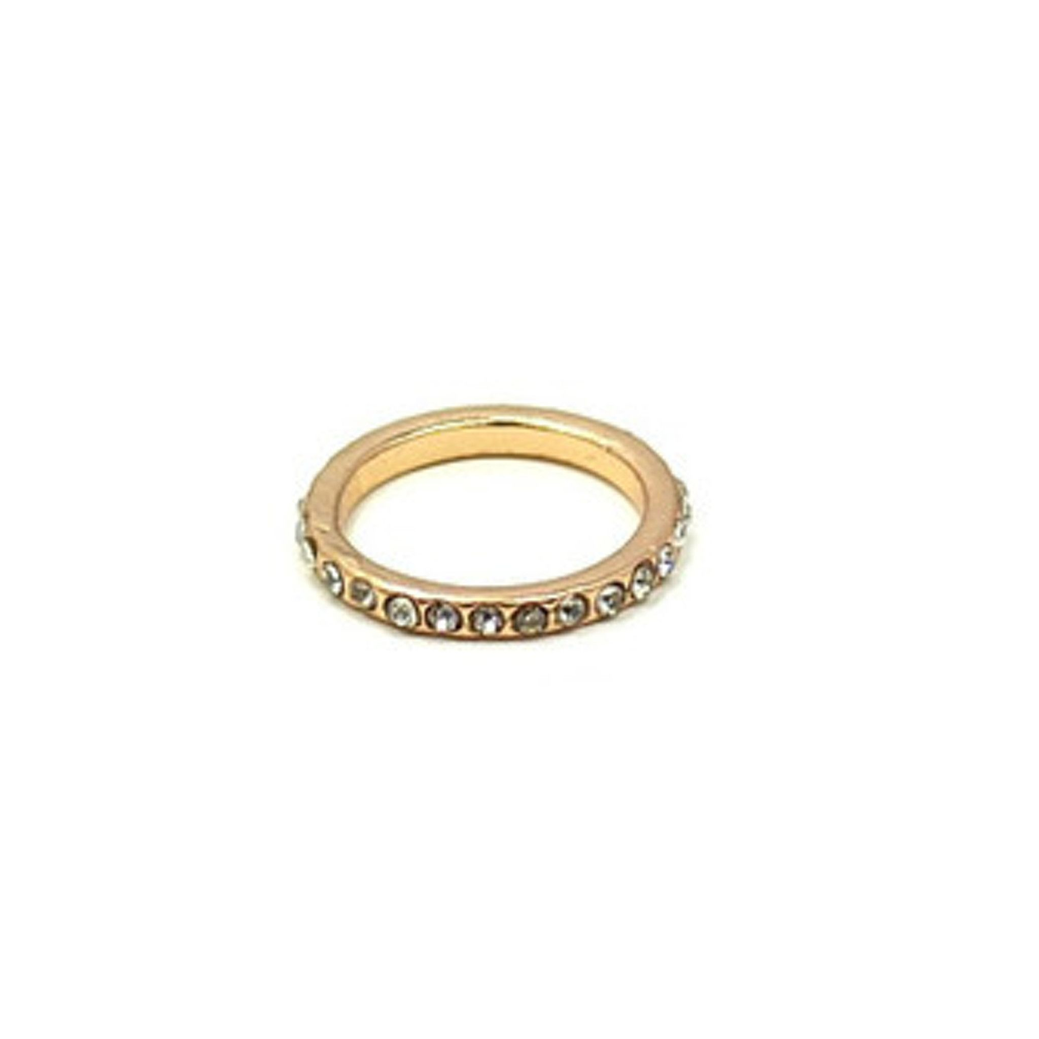 Crystal Mini Ring