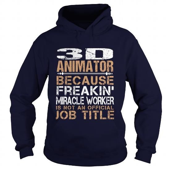 3D-ANIMATOR - Freaking #jobtitle, #3DANIMATOR , #3D
