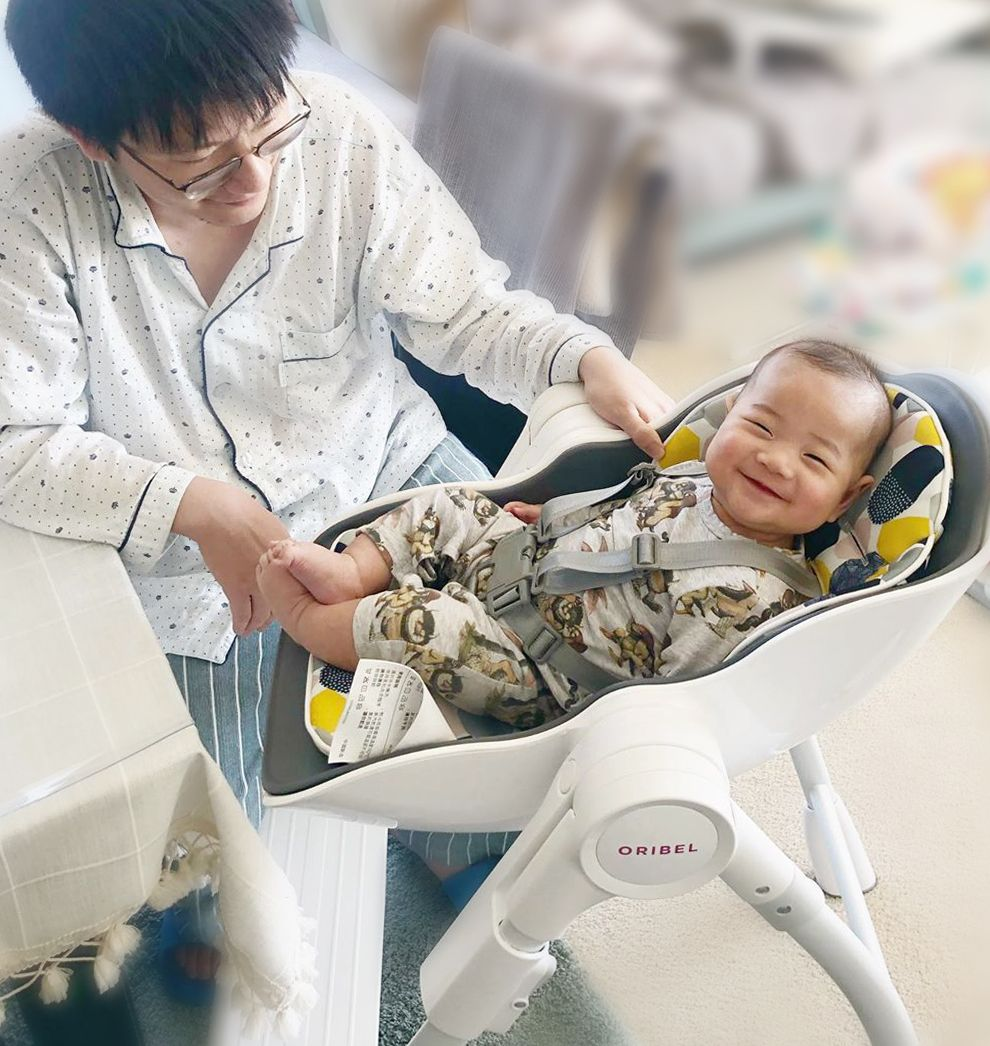 Http Www Newedealsdaily Com Keekaroo Height Right High Chair With Tray Natural Keekaroo Height Right H Wood High Chairs Baby High Chair Wooden High Chairs