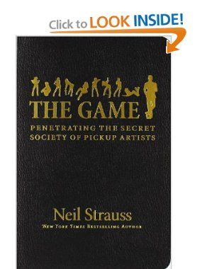 the game pickup artist book