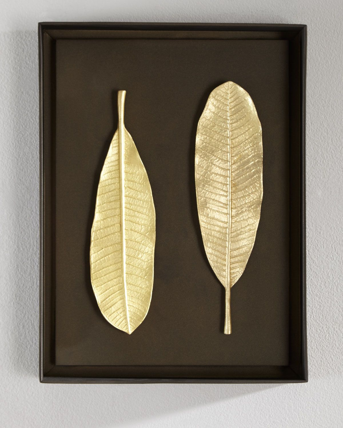 Champa Leaf Wall Art | Leaf wall art, Walls and Hanging frames
