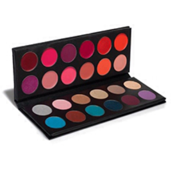 G&B Cosmetics Fall 2014 Palette From G&B Fashion Celebrity