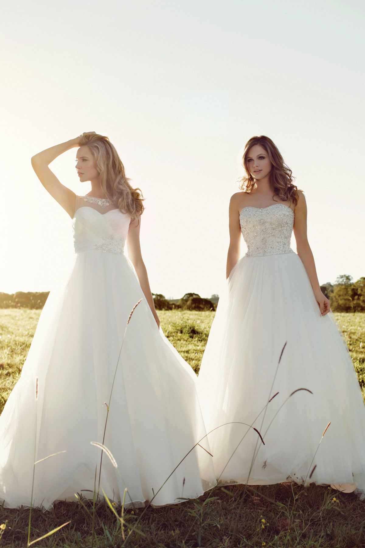 M1546Z Bryce Glam Wedding dresses, 2015 wedding