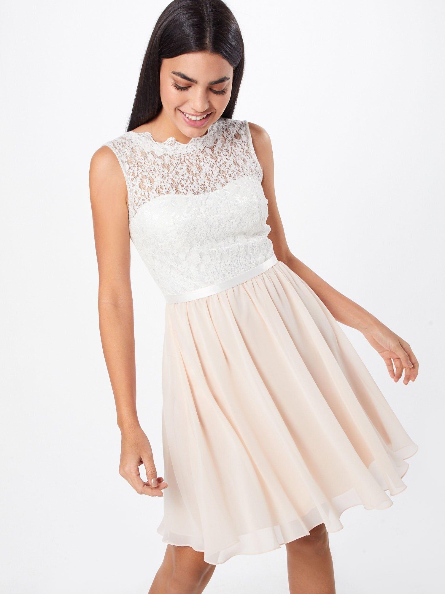 Laona Kleid Damen, Rosa / Weiß, Größe 14  Laona kleid, Kleider