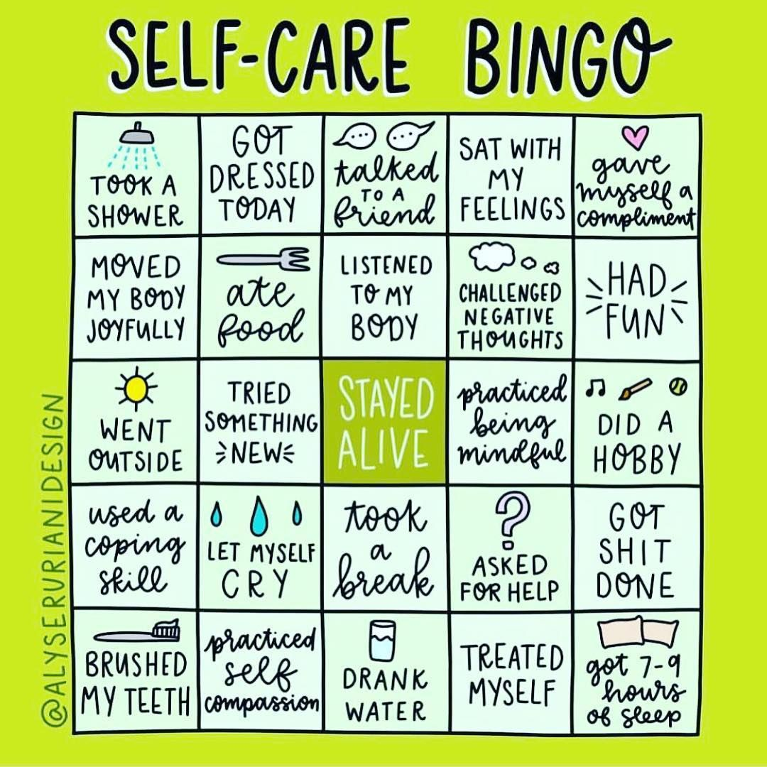 BINGO!!! My favorite type of bingo game. 😊 If you can make