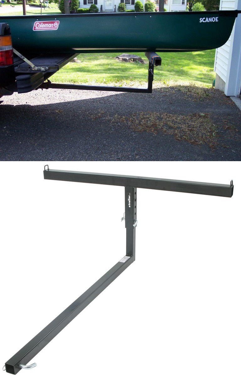 Darby ExtendATruck Hitch Mounted Load Extender Roof or