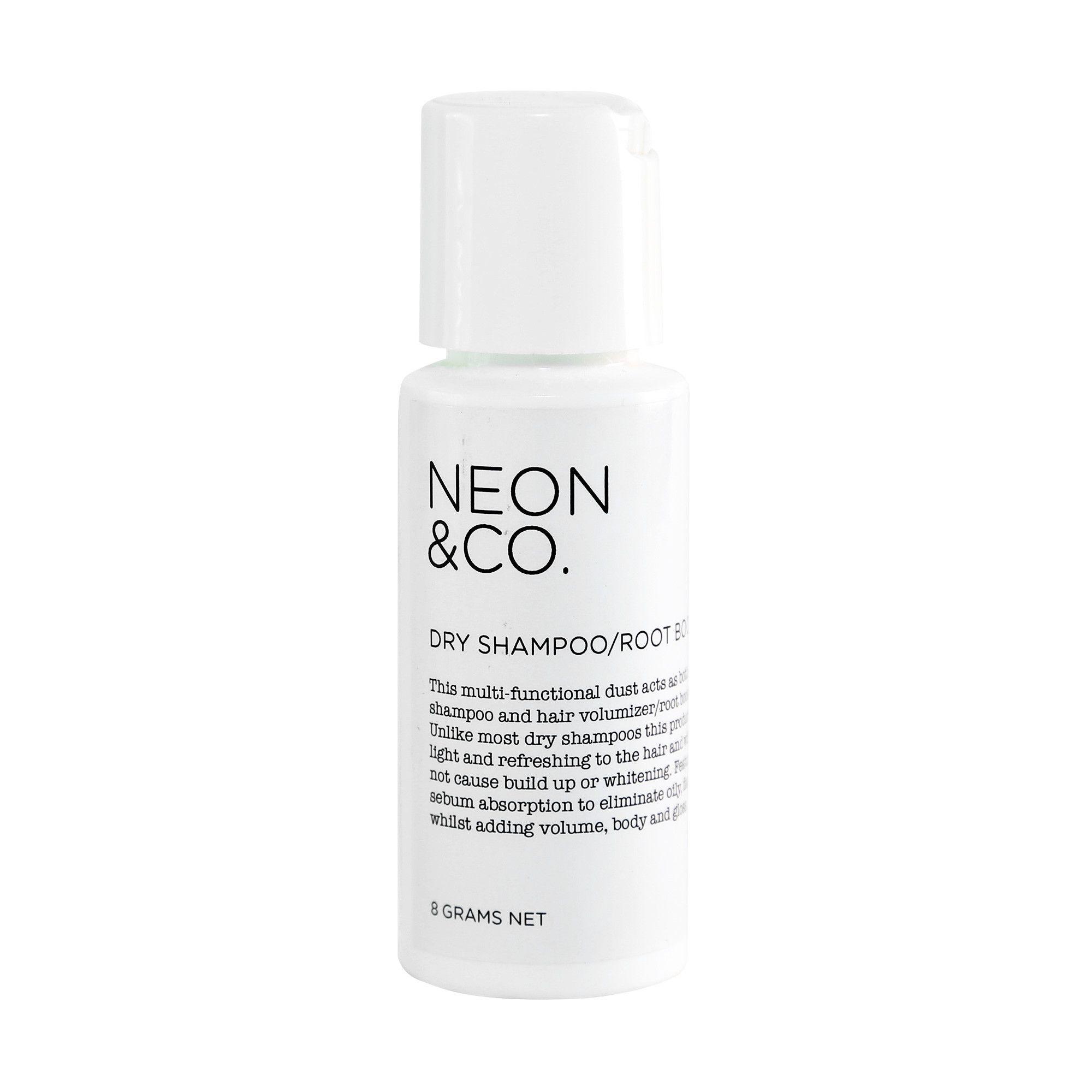 Neon & Co Dry Hair Shampoo oils hairwax hairandscalp