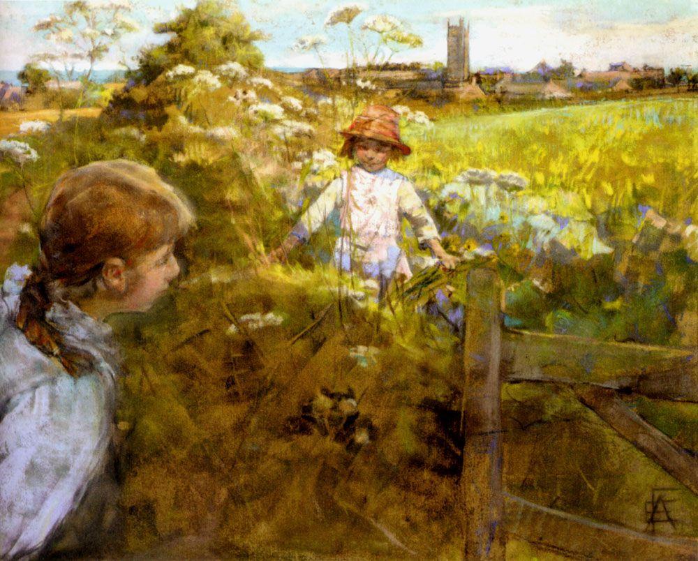 Hide Seek Kids: Stanhope Alexander Forbes, Hide And Seek