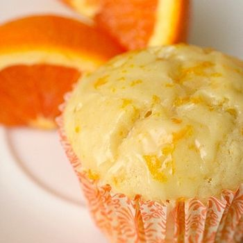 Orange Muffins from Annies Eats annies-eats.com