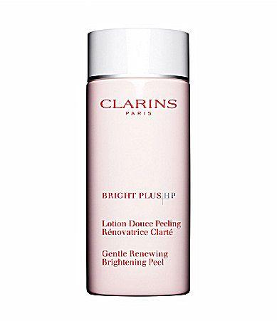 Clarins Bright Plus HP Gentle Renewing Brightening Peel #Dillards