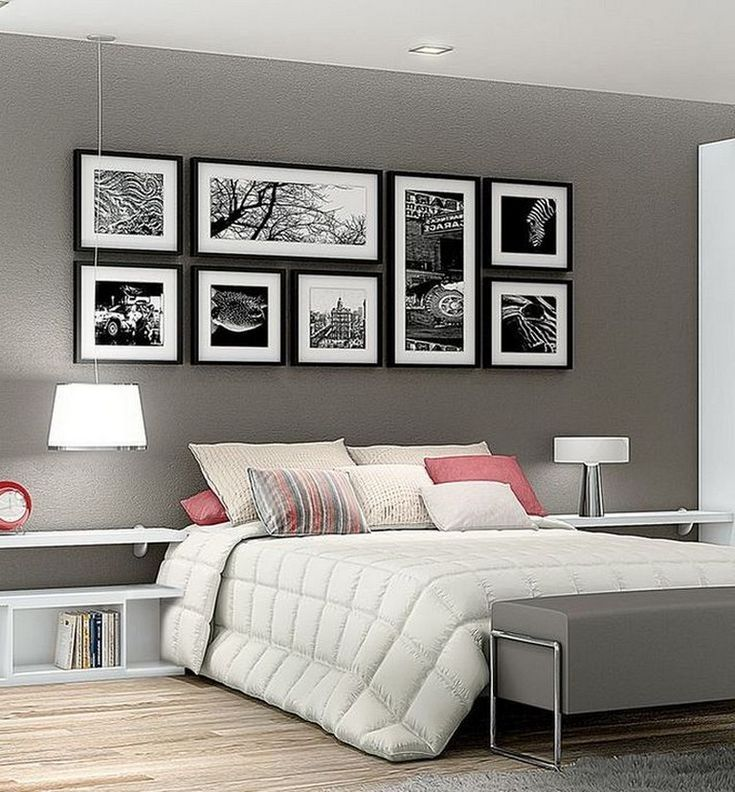 Design An Elegant Bedroom In 5 Easy Steps: 30 Elegant And Easy DIY Wall Decor Ideas For Bedroom (With
