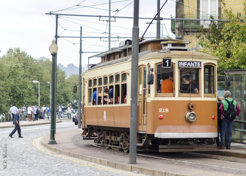 Tranvía_Oporto