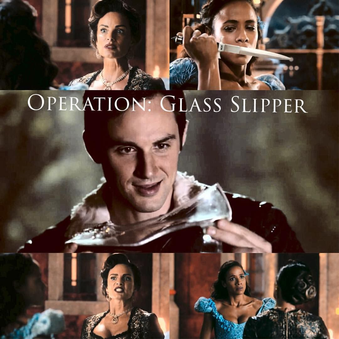 Operation Glass Slipper Is A Go Once Upon A Time Season 7