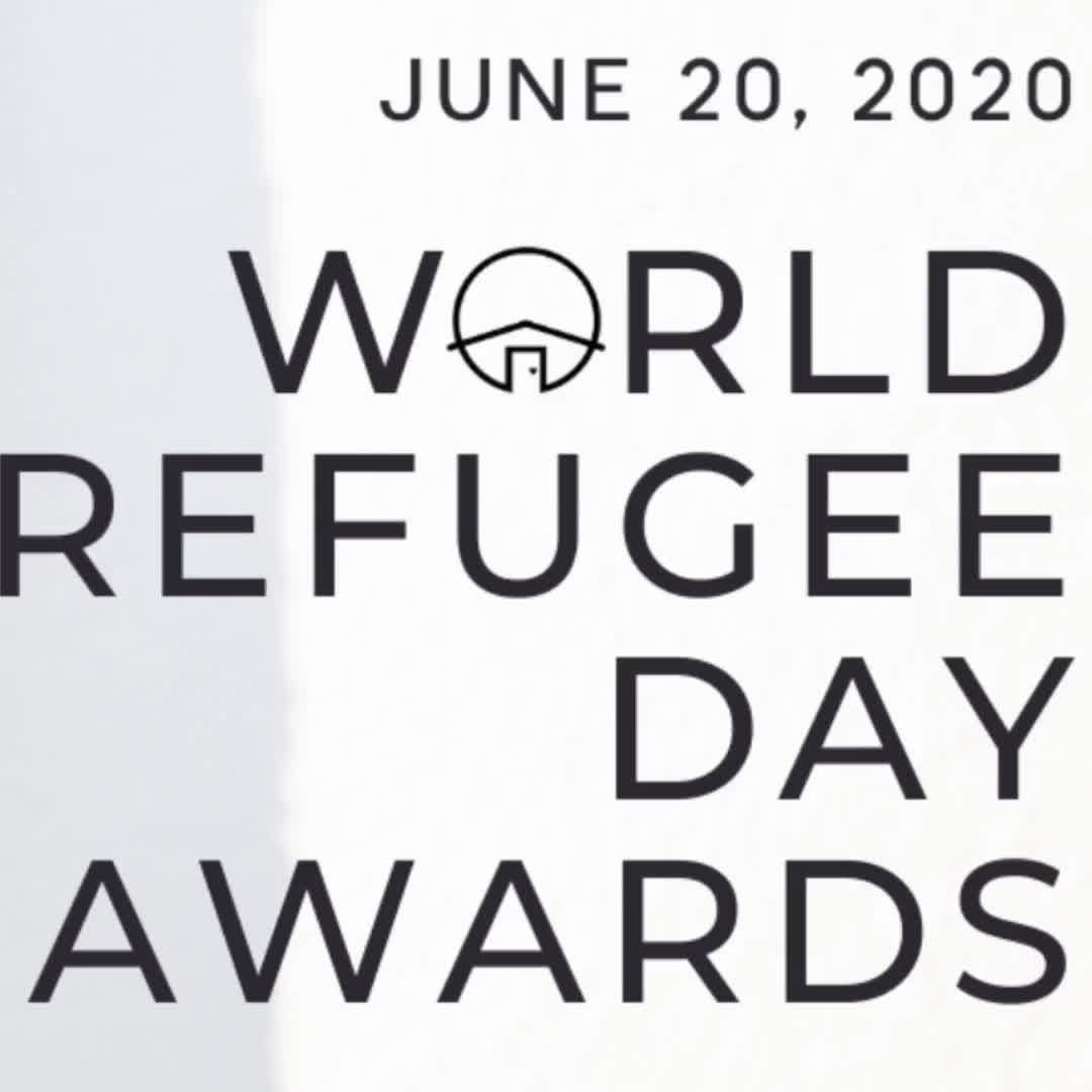 On June 20, 2020, @MirysList, a nonprofit organization that supports refugee families recently resettled in the United States from countries such as Syria, Afghanistan, Iran and Iraq, will present their 2020 World Refugee Day Awards. The event's goal is to raise $50,000 to help 100 more refugee families who have urgent needs due to COVID-19.