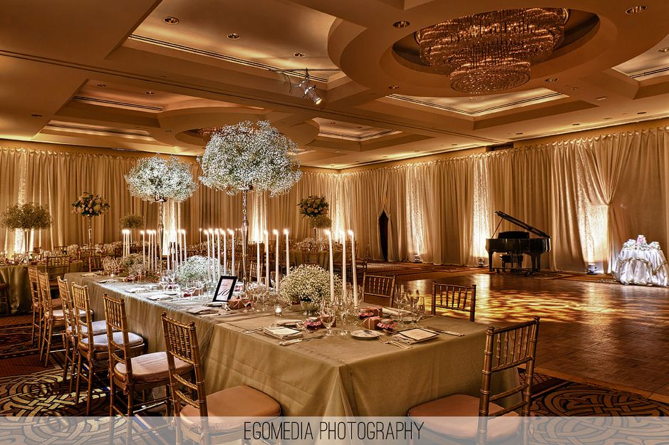 The Park Hyatt Dc Restaurant Weddings At