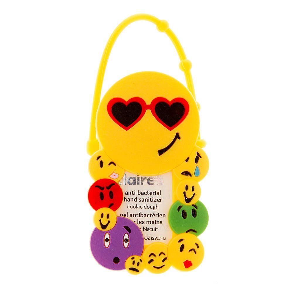 Townley Inc Emoji 6 Pk Hand Sanitizer Hand Sanitizer