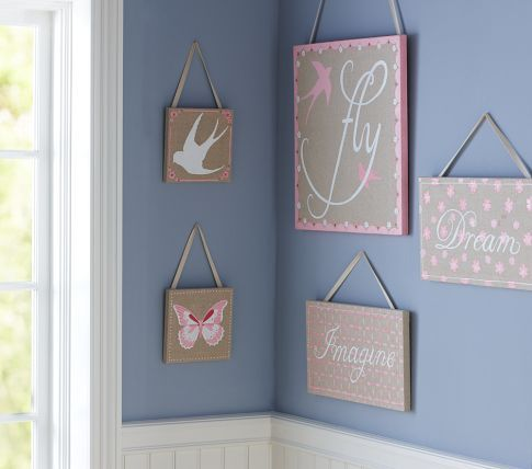 Sentiment Canvas Collection | Pottery Barn Kids