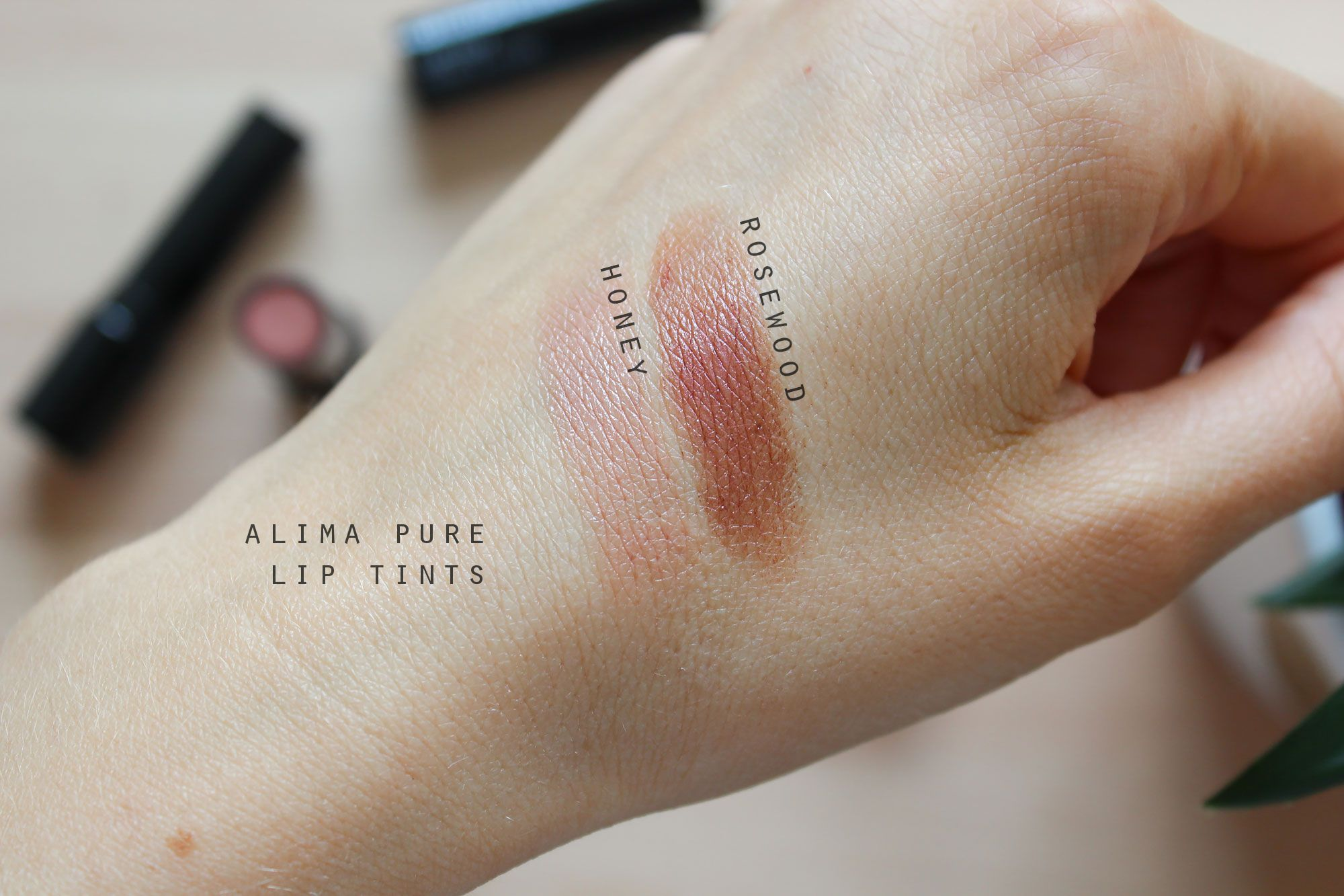Loose Mineral Blush by Alima Pure #7