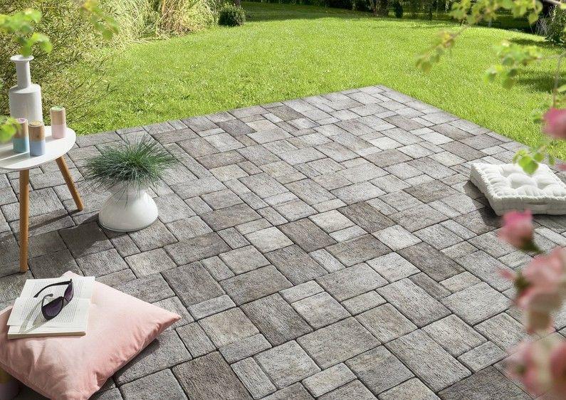 Un Pave Multiformat Pour La Terrasse Terrasse Pave