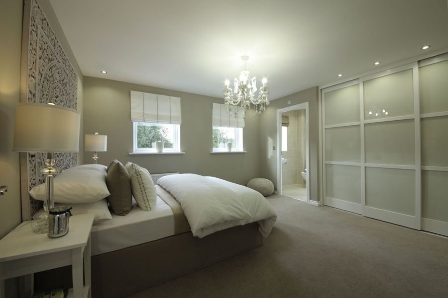 cheap for discount b5674 eda8a Typical Taylor Wimpey home | ideas | Wimpey homes, Bedroom ...