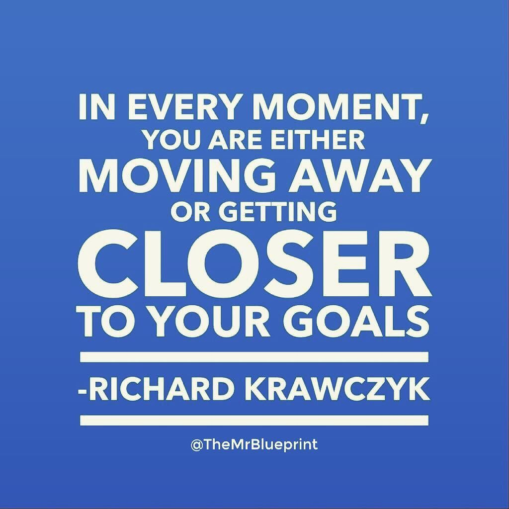 Quotes About Moving Away In Every Moment You Are Either Moving Away Or Getting Closer To