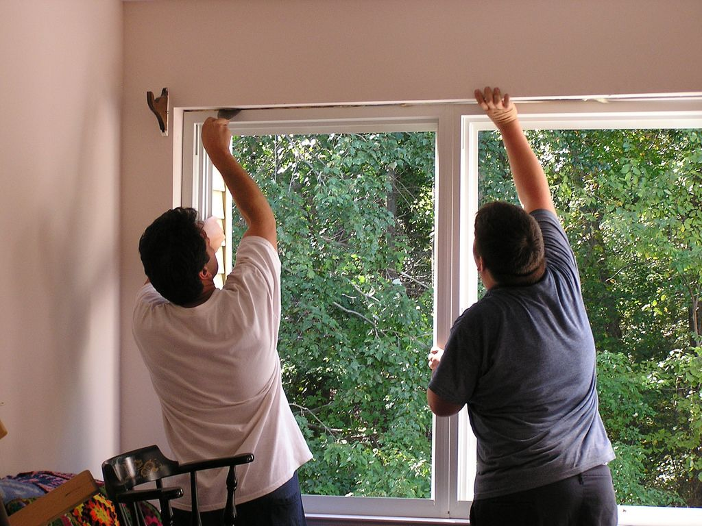 Local Omaha House Window Repair Business Window Maintenance Building Window Installation Window Replacem Home Window Repair Home Remodeling Diy Home Remodeling