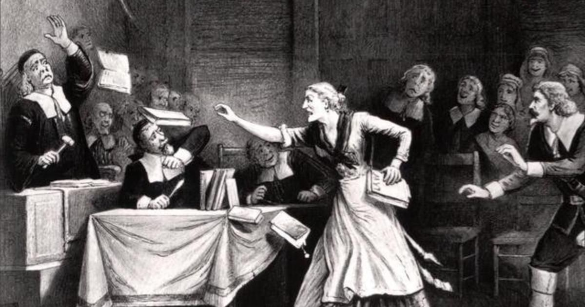 Almanac The Salem Witch Trial History College Essay On Trials