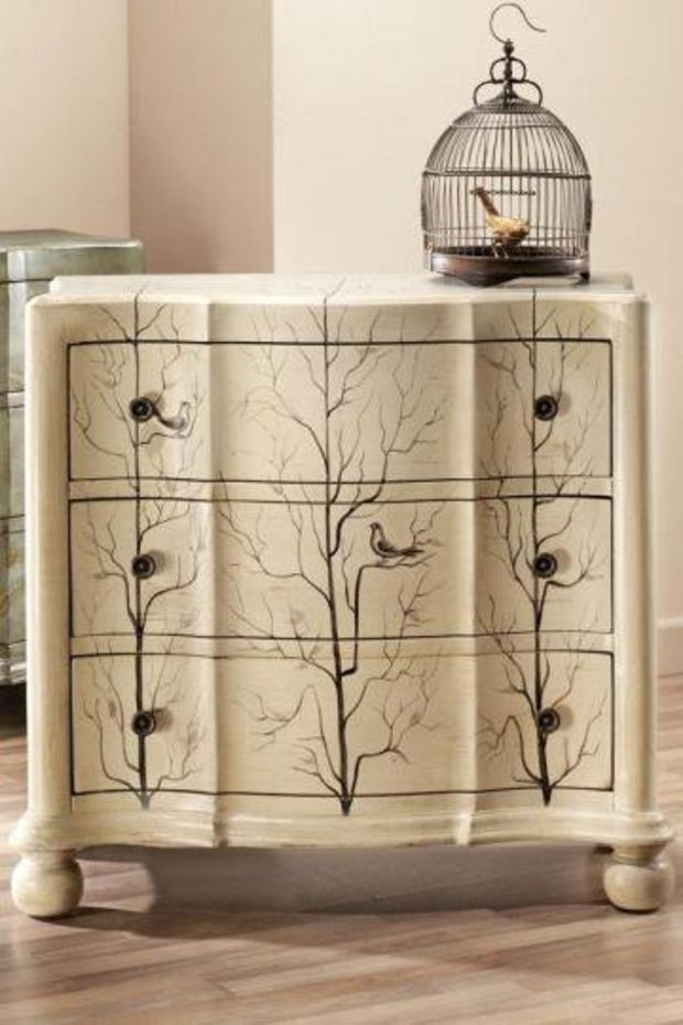 Bird Chest - Dressers And Chests - Bedroom Furniture - Furniture ...