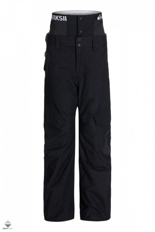 Spodnie Snowboardowe Dziecięce Quiksilver Planner
