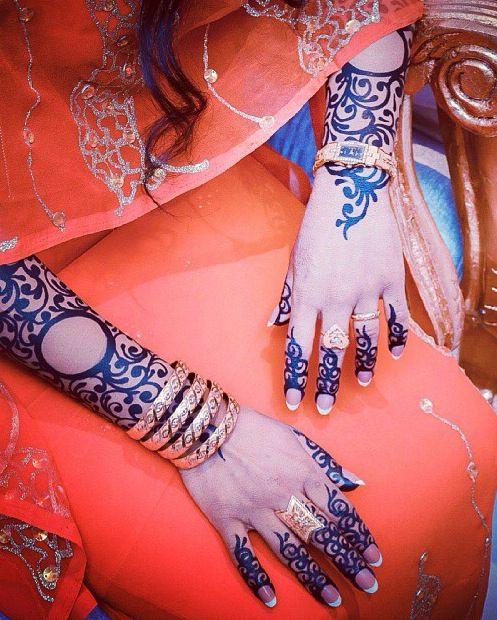 Traditional Sudanese Henna Bridal Mehndi Designs Latest Bridal Mehndi Designs Mehndi Designs