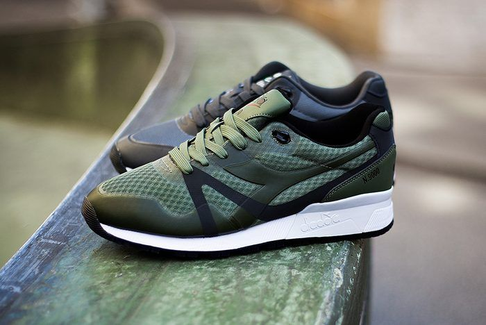 f36423c28f550 Diadora N9000 MM Bright II Footlocker Exclusive | Sneakers and shoes ...