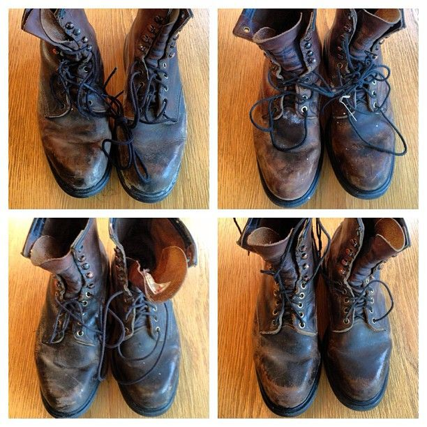 475ef87cd99 Red Wing 953 Boots. On deck for resole ...