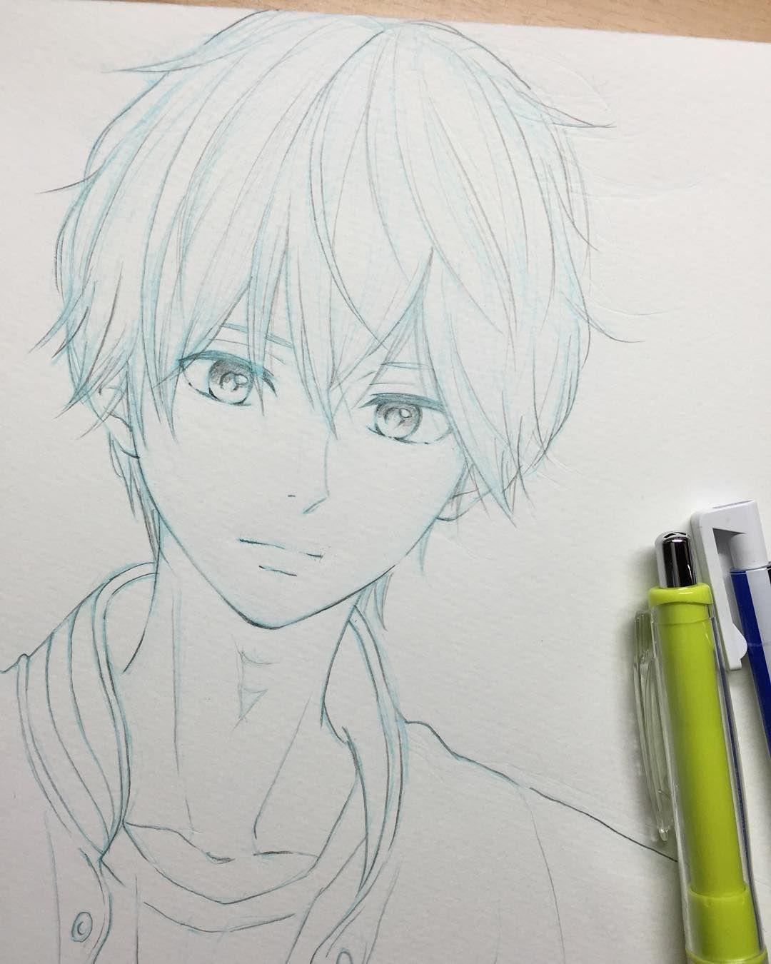 Haru matsu bokura asakura towa rie saukra0811 crear anime best anime drawings