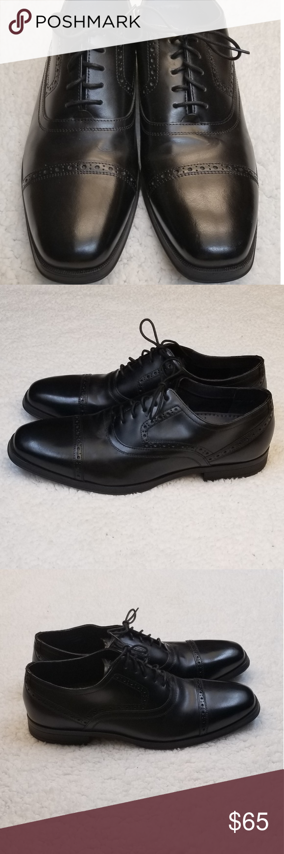 NWOB Cole Haan Grand Os Dress Shoes