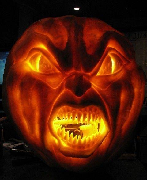 pin by s cannon on amazing halloween pumpkin carvings pumpkin rh pinterest com