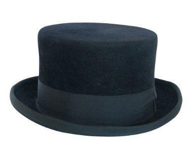 Ladies Dressage Fur Felt Top Hat, £99