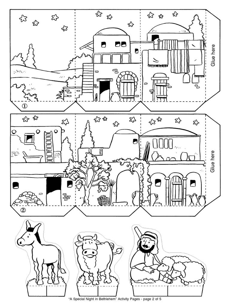 Free stories, videos, activities and coloring pages for