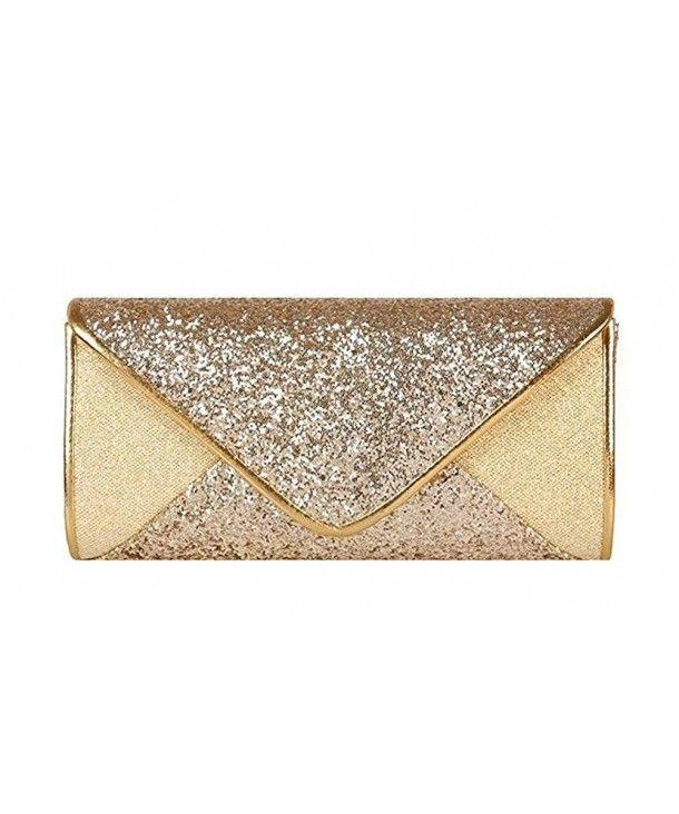2e882702a0 Women's Bags, Clutches & Evening Bags,Sequin Mesh Bridal Wedding Evening  Cocktail Envelope Clutch Purse - Gold - CD12O75CGD4 #BAGS #Handbags #women  #style ...