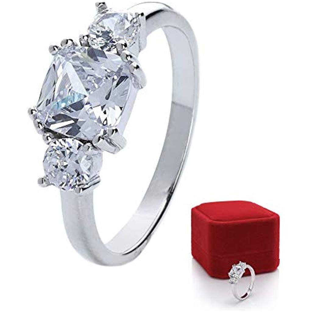 Prettique Stars Royals Damen Ring Meghan Sterlingsilber Vergoldet Silberring Goldring Zirkonia Steine Verlobun In 2020 Ring Verlobung Verlobungsring Ringe Silber